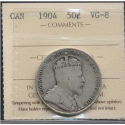 1904 Fifty Cent