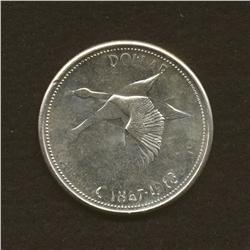 1967 Triple Struck Silver Dollar