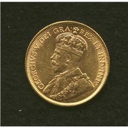 1913 $5 Gold