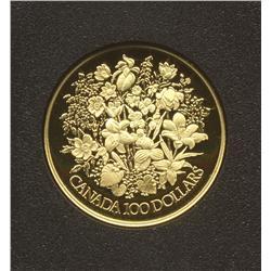 1977 $100 Gold Coin