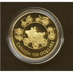 1993 $100 Gold Coin