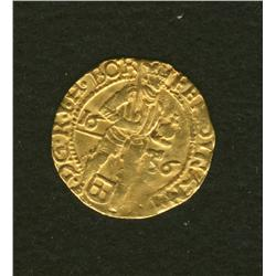 1656 Netherlands Ducat Trade Coinage
