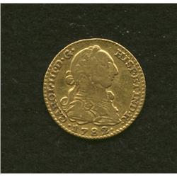 1782 Spain Escudo