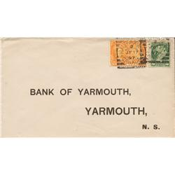 1897 Bank of Yarmouth Cover