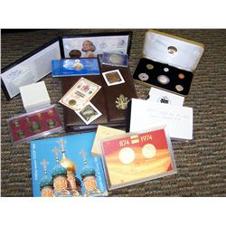 World Coin and Medallion Lot