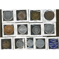 Maritime Medals and Tokens