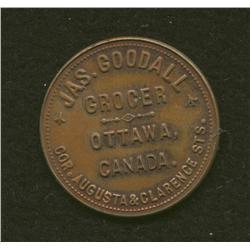 Jas. Goodall, Ottawa