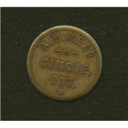 A.W. Mead, Simcoe