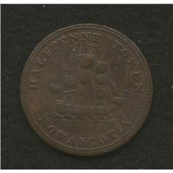 Nova Scotia 1815 Commercial Change