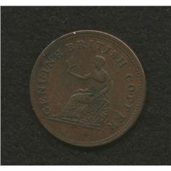 Nova Scotia Genuine British Copper