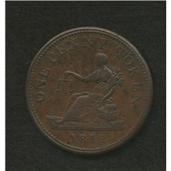 1812 One Penny