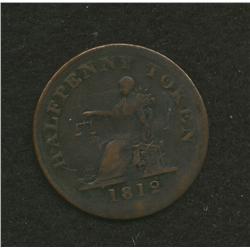 1812 Halfpenny