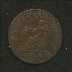 1815 Halfpenny