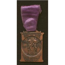 Canadian World War One Patriotic Medal