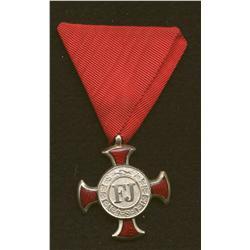 Austro-Hungarian Silver Merit Cross