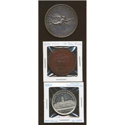 Three Nice Medals