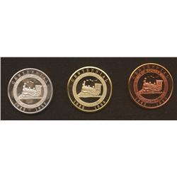 Sydney Mines Centennial Medals