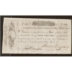 Shannon Livingstone Ten Shillings