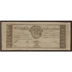 ON-10-10-08bR $1/4 dollar W. & J. Bell