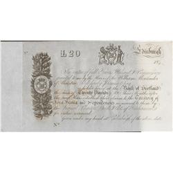 William Alexander Promissory Notes