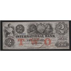 1858 International Bank $2