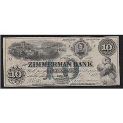 185_ Zimmerman $10 Remainder
