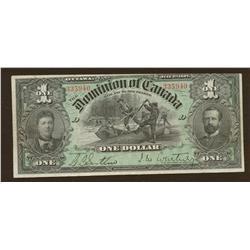 1897 Dominion of Canada $1