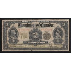 Dominion of Canada $1 - Lot of Four