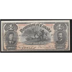 1898 Dominion of Canada $1