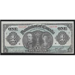 1911 Dominion of Canada $1