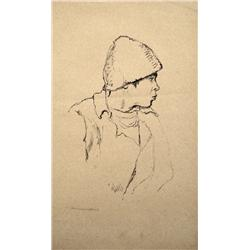 Hermann Struck, German art