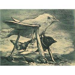 Samuel Bak, Israeli art