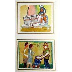 Aharon Giladi, Israeli art
