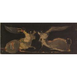 Alfred Aberdam, Polish art
