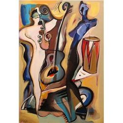 A. Koren, Israeli art