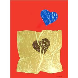 Antonio Recalcati, Love, Lithograph