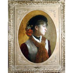 Francesco Paolo Michetti, Rosella, Painting