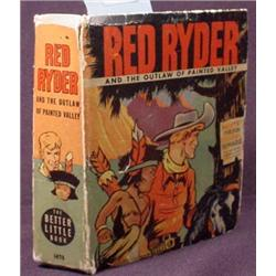 """1943 """"RED RYDER AND THE OUTLAW OF PAINTED VALLEY"""""""