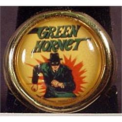 VINTAGE GREEN HORNET PREMIUM RING