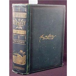 "1878 ""THE ACHIEVEMENTS OF STANLEY AND OTHER AFRICA"