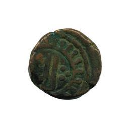 1000AD India Horseman Coin Hi Grade (COI-1725)