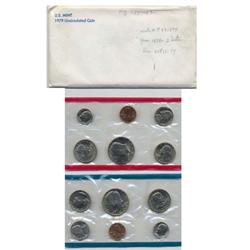 1979 US Coin Original Mint Set GEM Potential (COI-2379)