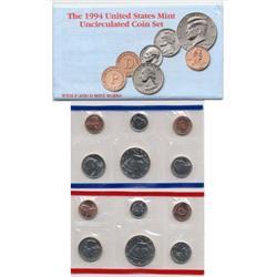 1994 US Coin Original Mint Set GEM Potential (COI-2394)