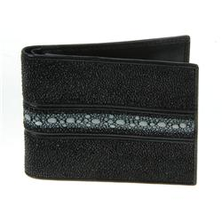 Mens Stingray Hide Wallet (ACT-016)