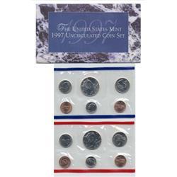 1997 US Coin Original Mint Set GEM Potential (COI-2397)