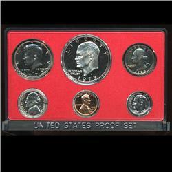 1973 US Proof Set Super Gem Coins UNSEARCHED  (COI-2473)