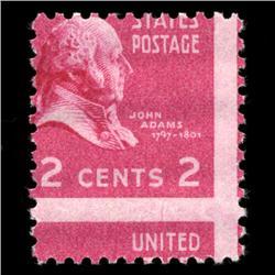 1938 RARE US Postage Stamp ERROR Mint (STM-0005)