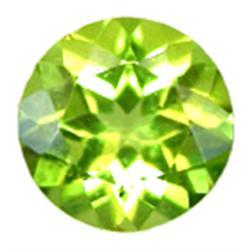 .85ct RARE Stunning Green Peridot Mozambique VS RETAIL $450 (GEM-7042B)