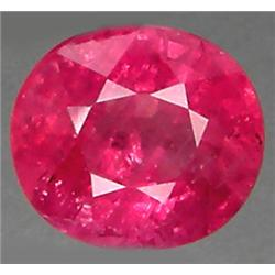 2.84ct RARE Top AAA Mozambique Pink Red Ruby RETAIL $2550 (GEM-7342)