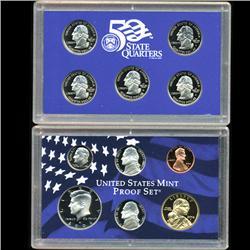 2004 US Proof Set Super Gem Coins UNSEARCHED  (COI-2404)